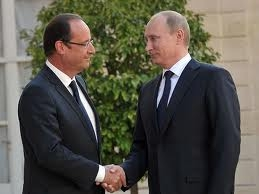 Путин, Олланд, встреча, Москва, экстренная, Украина, ситуация,