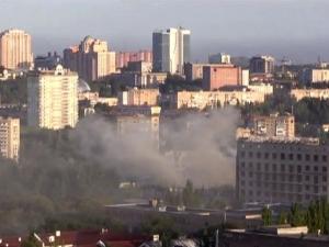 Донецк, Донбасс, ДНР, День шахтера, День города, юго-восток Украины