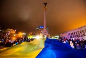 Новости Киева, годовщина Революции Достоинства, Майдан