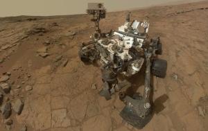 Марс, растительные и животные организмы, зонд MAVEN