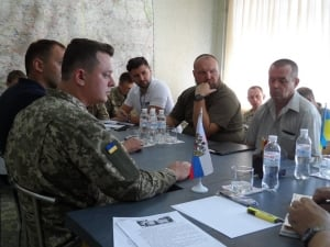 Штаб АТО, новости АТО август 2017, нарушение террористами режима тишины, Метинвест, экология Донбасса