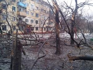 донецк, днр, обстрел, происшествия, донбасс, восток украины