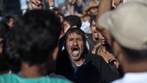 Греция, угроза ЕС греции, миграционная политика, Македония