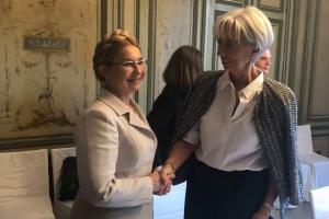мвф, тимошенко, выборы, мюнхен, лаганд, минаков, скандал
