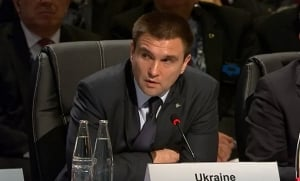 новости украины, ситуация в украине, мид украины, павел климкин