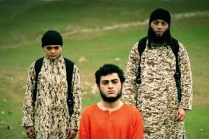 Исламское государство, Израиль, казнь, спецслужбы, терроризм