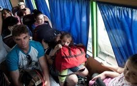 переселенцы и беженцы, Донбасс, Крым, РФ, Донецк, Луганск, минсоцполитики