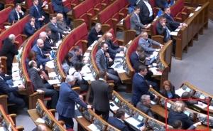 Украина, Политика, Тимошенко, Выборы, Верховная Рада, Кнопкодавство.