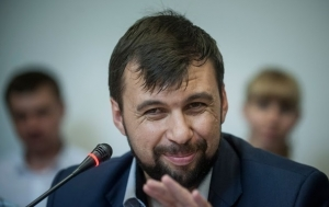 пушилин, днр, донбасс, восток украины, беларусь, переговоры в минске, демилитаризованная зона