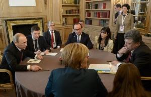 саммит АСЕМ, Порошенко, Милан, Путин, Украина, Россия