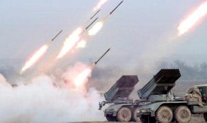 """сирия, россия, удар из """"Градов"""" Война в Сирии"""