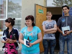 Россия, беженцы, трудоустройство, Медведев, общество