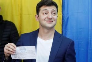 Владимир Зеленский, политика, новости, Украина, рейтинг, выборы, штраф, бюллетень, Нацполиция