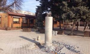 украина, запорожье, ленин, демонтаж памятника, декоммунизация, происшествия, общество