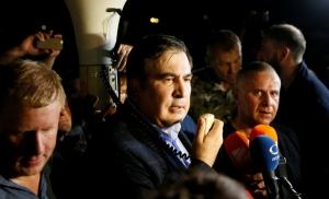 украина, сша, саакашвили, скандал, госдеп