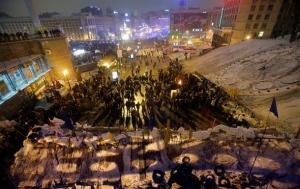 """Украина, майдан, Киев, активисты, """"Беркут"""", Луценко"""