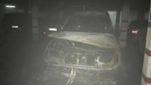 Украина, общество, Одесса, взрыв, паркинг, автомобиль, пожар