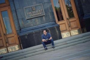 Березюк, Самопомощь, Львов, новости Львова, мусорный коллапс, голодовка