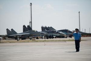авиация, аэродром, полоса, взлетно-посадочная, россия, армия, армия россии