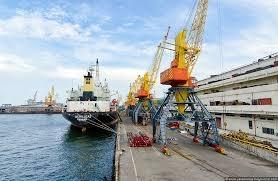 Гуманитарка, Одесса, Канада, доставлена, контейнеры, порт, гавань