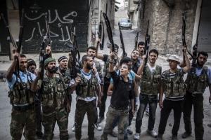 Сирия, США, армия, исламское государство