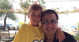 Саакашвили, аэропорт Борисполь, Рух нових сил, сын Саакашвили, Украина, новости