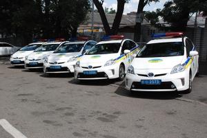 Днепропетровск, Украина, полиция общество