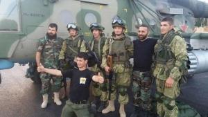 российские наемники, война в Сирии, войска Асада, Минобороны РФ,