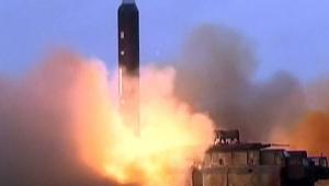 кндр, запуск, видео, ракета, северная корея, пхеньян