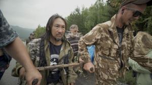 новости, Россия, шаман, шел изгонять Путина, арест, задержание, Александр Габышев