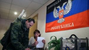 новости, Украина, Донбасс, ДНР, выборы, фальсификации, нарушения, Л/ДНР, Пушилин, голосование, Казанский