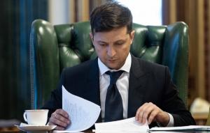 Украина, политика, рада, зеленский, закон, импичмент, указ