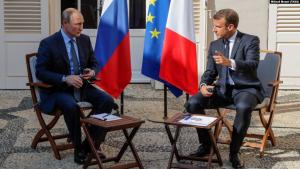 Россия, политика, агрессия, Украина, франция, путин, макрон, Большая восьмерка