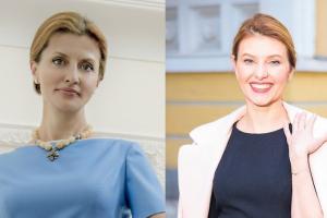 марина порошенко, елена зеленская, первая леди, украина, президент украины, советы