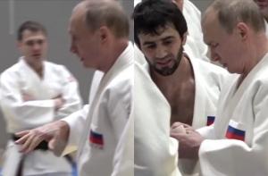 Путина, лидеру, РФ, Мудрановым, оппоненту, Песков, подробности, президента, претензий, клон путина