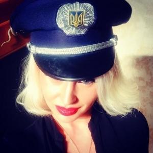 ивано-франковск, происшествия, полиция, блондинка, скандал