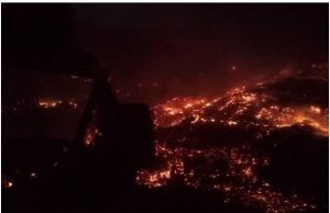 Шахта, уголь, Забайкалье, Россия, пожар, Хараноский разрез