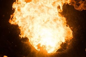 взрыв, огнемет шмель, соцсети, донецк, днр, террористы, происшествия, донбасс, война на донбассе