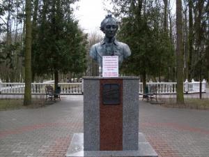 Беларусь, Суворов, Я русский оккупант, статуи, Россия