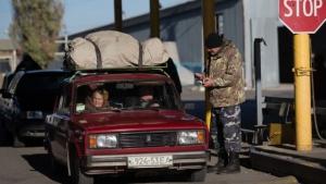 украина, донбасс, ато, пограничный контроль