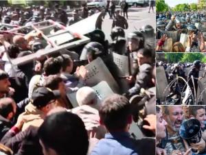 Происшествия, Политика, Общество, Новости - Армения, Ереван, Скандал  видео трансляция