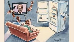 Фильм Оливера Стоуна, фильм о Путине, Он вам не Димон, баллада о Путине