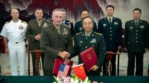 военное сотрудничество Китая и США, КНР, КНДР, ракетная программа Северной Кореи