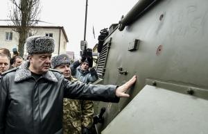 украина, порошенко, церемония выпуска, национальный университет обороны, Полторак