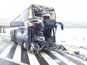 словакия, дтп, автобус, мид украины