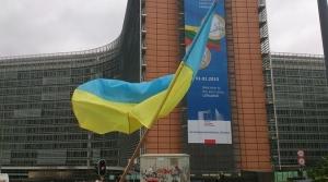 брюссель, ес, россия, митинг, владимир путин, украина, общество