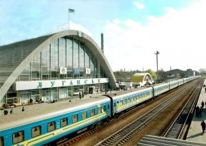 Луганская область, происшествия, АТО, Юго-восток Украины, железная дорога. общество