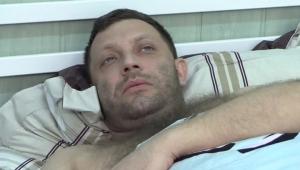 новости украины, захарченко болен, травма, ранение, захарченко не поедет на встречи, 30 мая