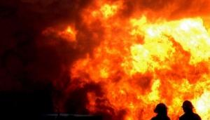 бровары, киев, взрыв, пожар, телевизор. пострадавшие, ребенок, семья, происшествия, новости украины