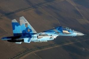 су-27, всу, учения, крушение, чп, истребитель